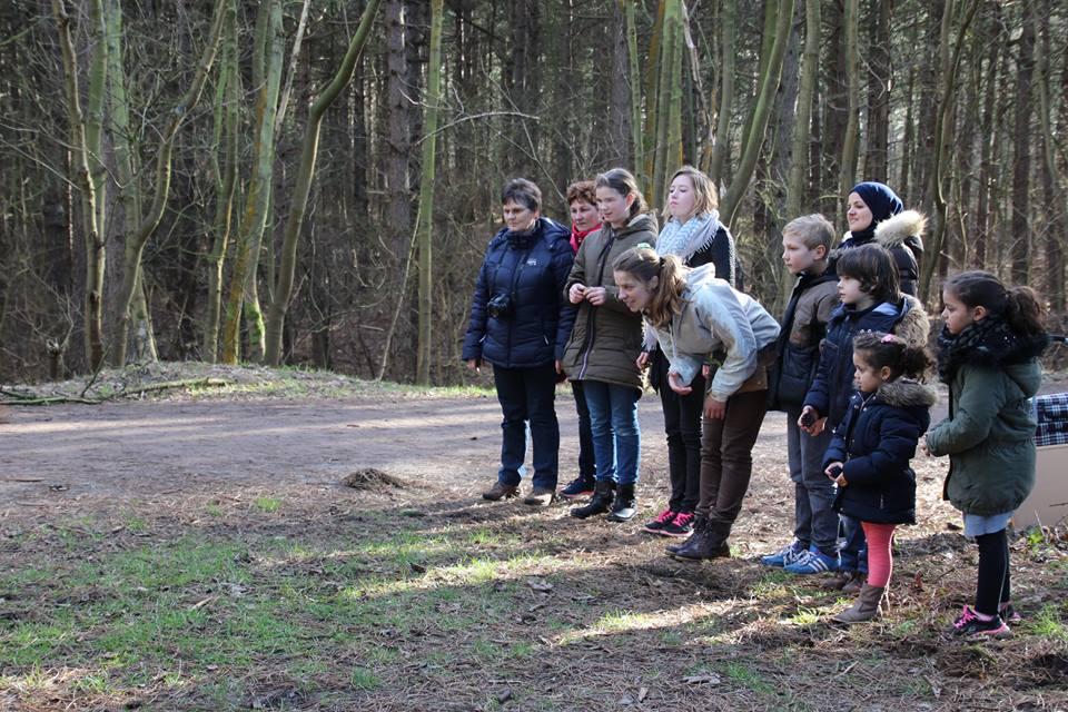 Speuren in het bos_1