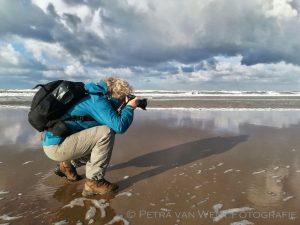 Petra van Went fotografeert